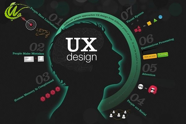 What is UX Designer? User experience in website design