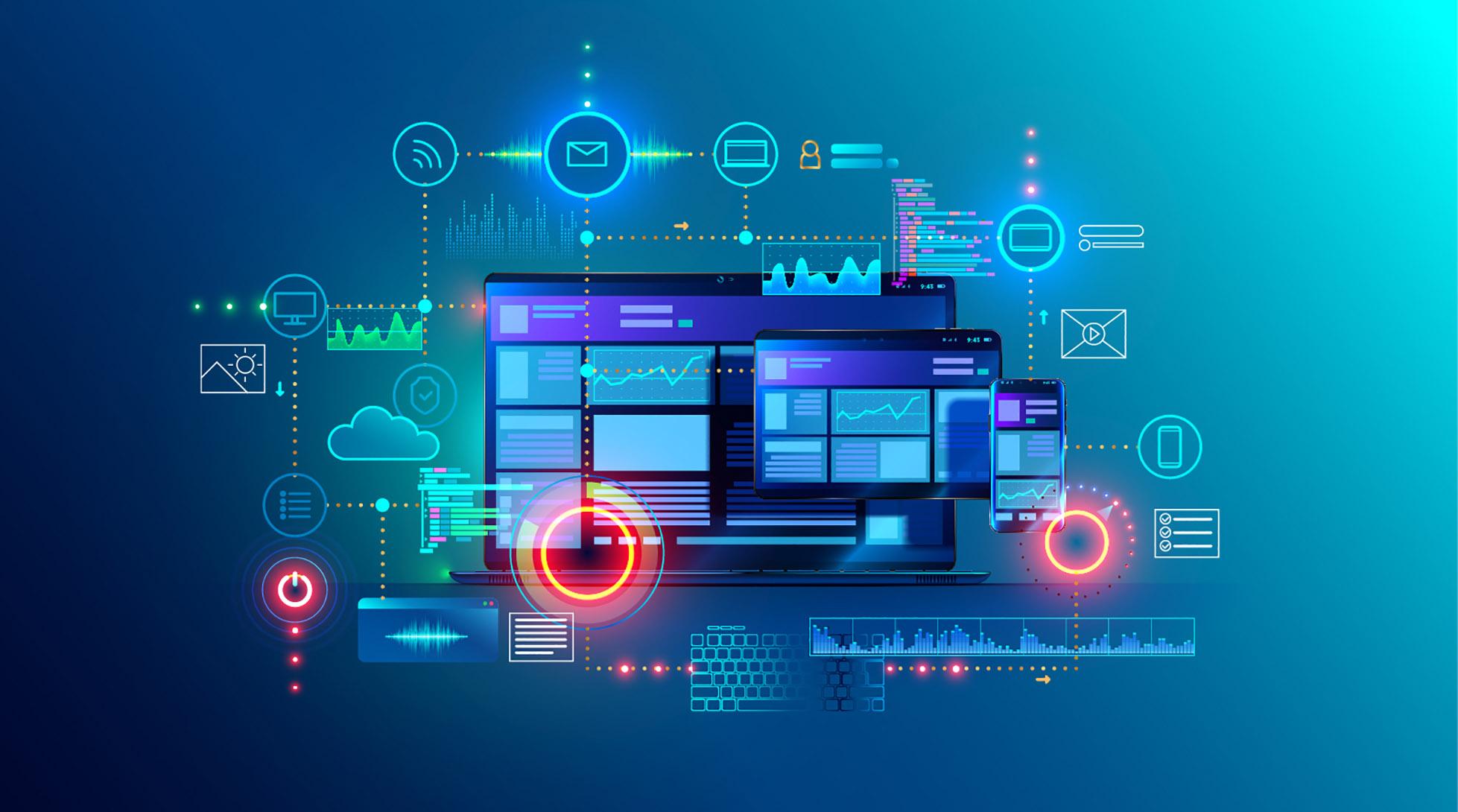 شرکت آیکو با طراحی وب سایت به رشد و گسترش کارخانه اینترنتی شما کمک میکنیم